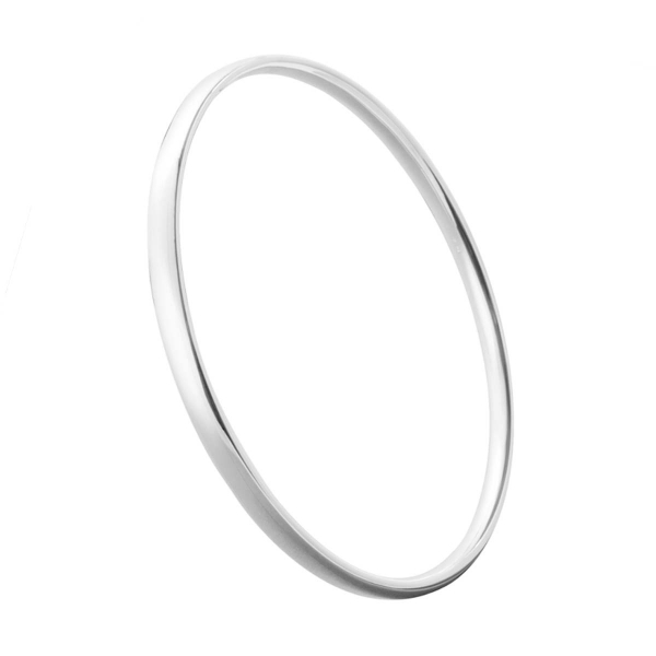 Silver bangle number 2