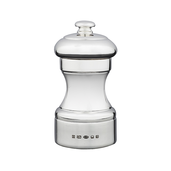Silver Peugeot Peppermill