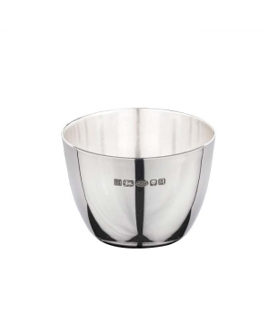 Personalised Silver Egg Cup