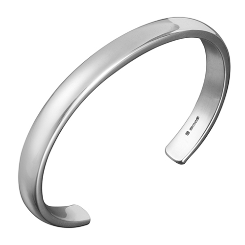 bracelet thick cuff bangle men listing silver s il bangles mens