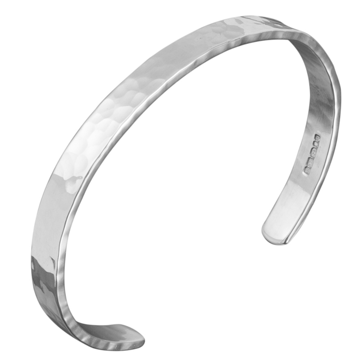 ca9cfd3dd Silver Bracelets and Bangles for Men | Hersey & Son Silversmiths