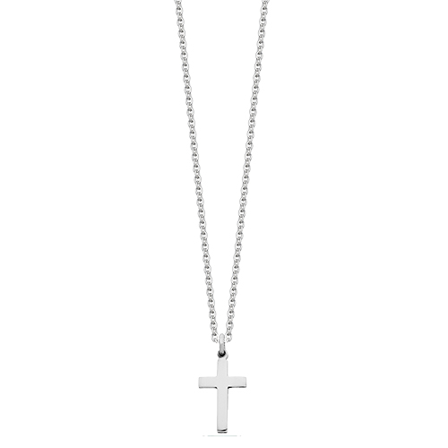 9f04d4aae2 Silver Cross Necklaces | Hersey & Son Silversmiths